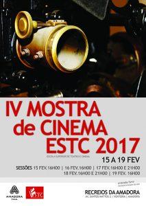 IV Mostra de Cinema ESTC 2017 @ Recreios da Amadora | Amadora | Lisboa | Portugal