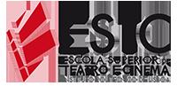 Escola Superior de Teatro e Cinema Logo